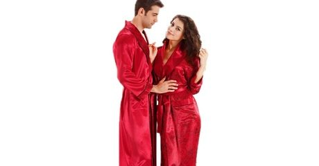 Matching Dressing Gown's