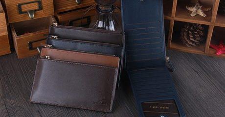 Men's Vintage Style Wallet