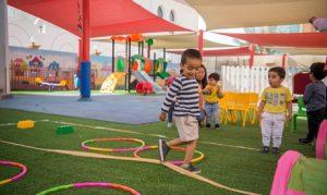 One-Week Nursery Enrollment