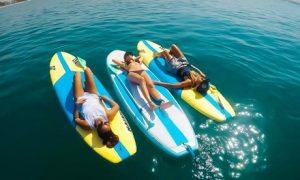 Paddleboard or Kayak Rental