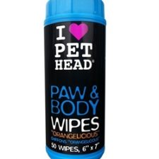 Pet Head - Paw & Body (50wipes)