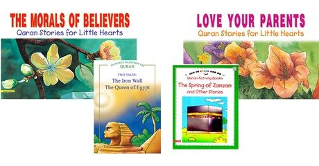 Set of Ramadan Books for Kids
