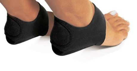 Shock Absorbing Foot Wraps