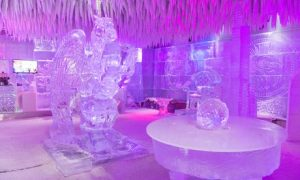 Sub Zero Experience at Chill Out Ice Lounge