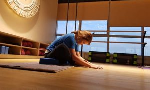 Three Yoga Classes