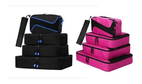 Travel Packing Organiser Set