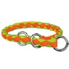 Trixie - Orange/Lime Cavo Collar