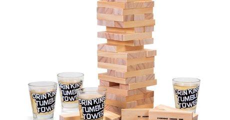 Tumble Tower Game