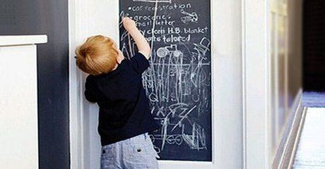 Vinyl Chalkboard