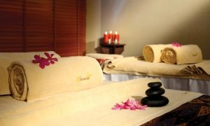 5* Choice of Spa Treatment