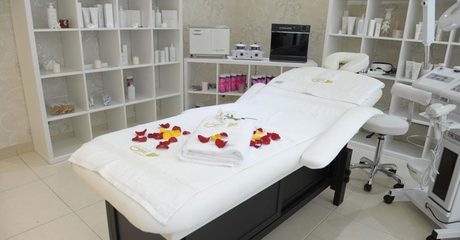 AED 100 Toward Beauty Services