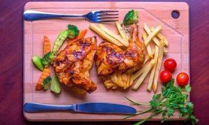 AED 60 Toward Portuguese Cuisine