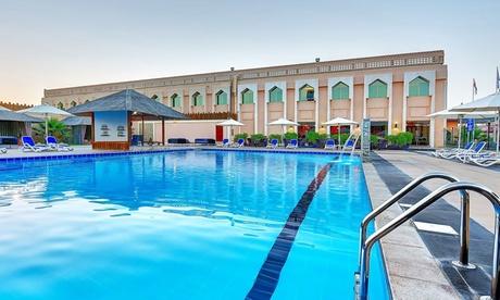 Abu Dhabi: 1-Night Stay with Breakfast