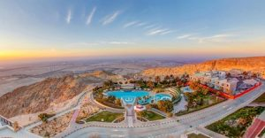 Al Ain: 1- or 2-Night 4* Stay