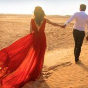 Al Gharbia: 1- or 2-Night 4* Romantic Break with Half Board