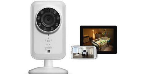 Belkin Wi-Fi IP Security Camera