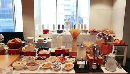 Breakfast Buffet at Kulcha King