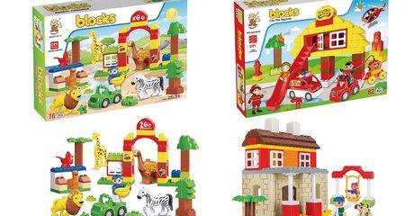 Building Blocks Playset