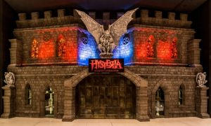 Hysteria Haunted Attraction Entry
