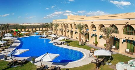 Madinat Zayed: Romantic 1- Night 4* Stay