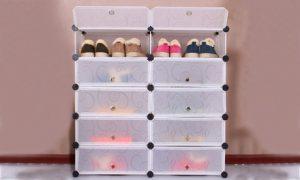 Modular Shoe Cabinet