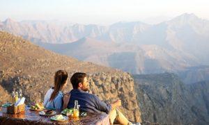 Ras al Khaimah: Stay with Jebel Jais Trip