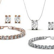 Trio Set by Destiny Jewellery