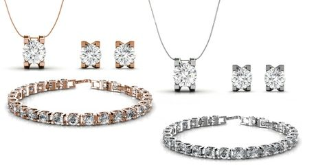 Trio Set by Destiny Jewellery