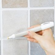Whitening Grout and Tile Markers