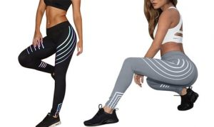 Women's Glowing Sports Leggings