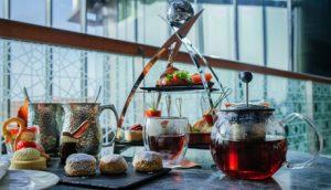 5* Afternoon Tea at Crystal Lounge
