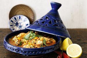 AED 100 Toward Moroccan Food