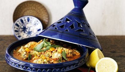AED 100 Toward Moroccan Food
