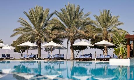 Al Ain: 1- or 2-Night 4* Eid al Adha Stay with Leisure Access