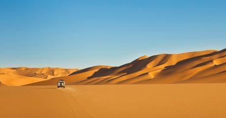 Desert Safari with Quad Riding