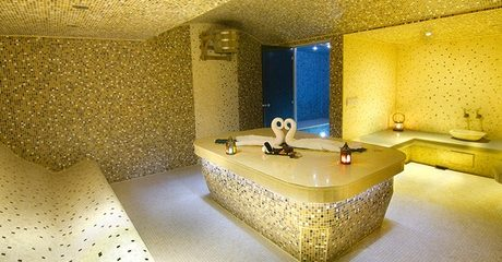 Hammam with Spa Treatment at Dreamworks Spa