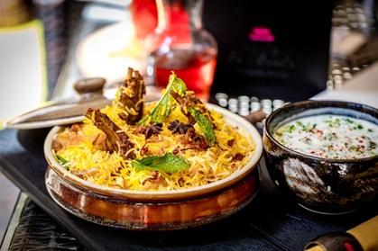Indian Cuisine at Avasa
