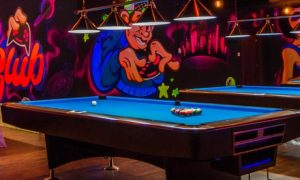 One-Hour Billiards or PlayStation