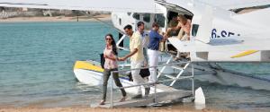 Seaplane Tour & Ferrari World