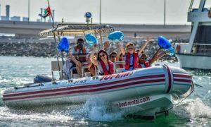 Sightseeing Speedboat Cruise: Child (AED 89)