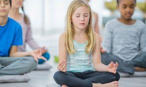 Therapeutic Kids Yoga