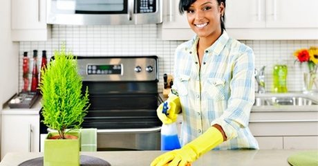 Three-Hour House Cleaning Service