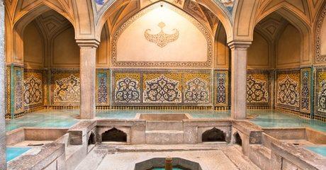 Traditional Moroccan Bath