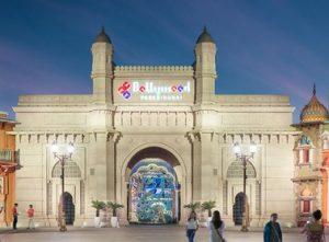 Two Dubai Parks Entry