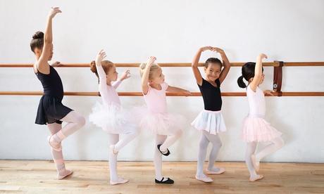 Choice of Kids Dance Classes