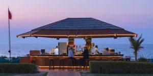 Choice of Restaurants at 5* Dubai Marine Beach Resort