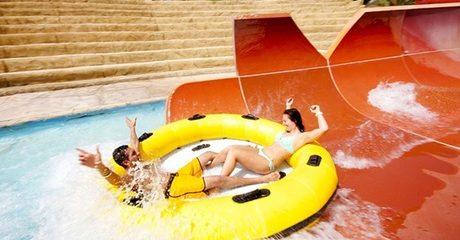 Dreamland Aqua Park Eid Entry