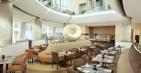 Lunch or Dinner Buffet and Drinks: Child (AED 49) or Adult (AED 99)