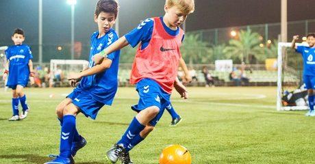 14-Week Kids Soccer Course