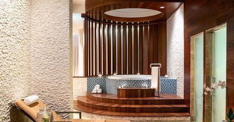 5* Spa treatments & Pool